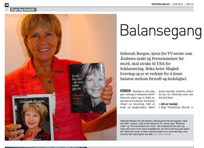 Artikel VestfoldBlad