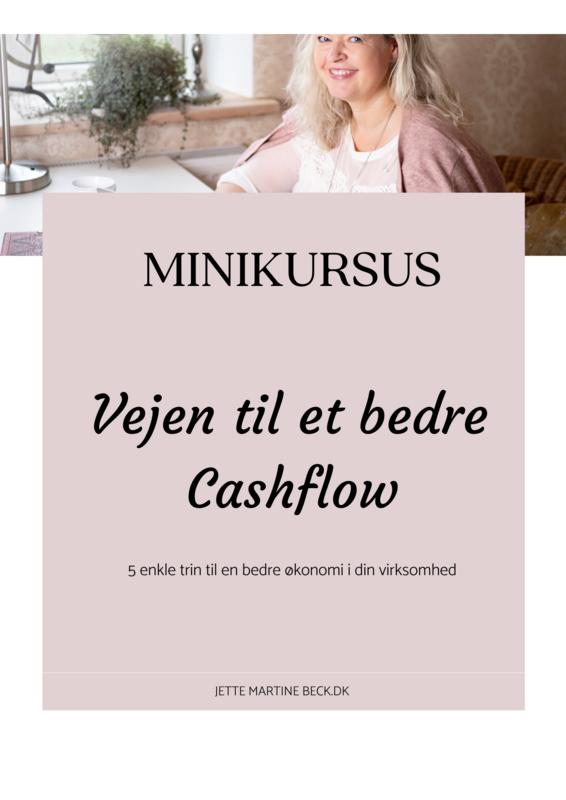 Kopi af Vejen til bedre Cashflow i din business