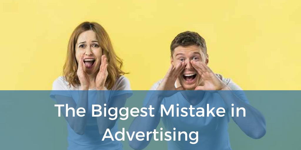 advert mistake