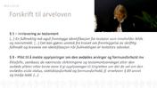 Forskrift til arveloven 4 Familie Arv Skifterett Grovredigert av Jana 150121