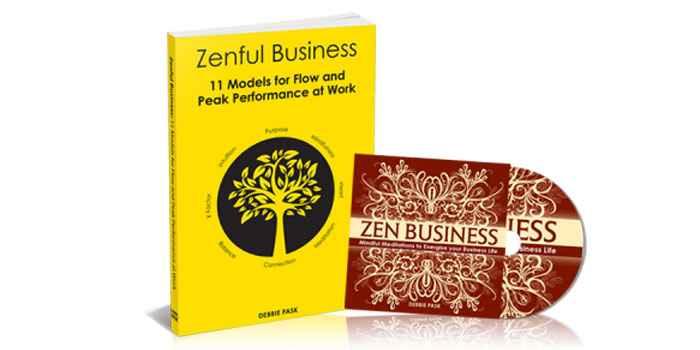 Zenful Business Book & Zen Business CD Package