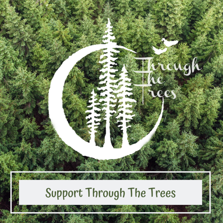 Support Through The Trees