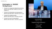 Sivilprosess 2 Nytt fra lovgivningen Grovredigert av Jana 210121