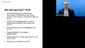 Sivilprosess 3 Nye lovforslag på høring Grovredigert av Jana 210121