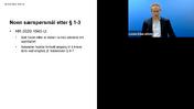 Sivilprosess 6 Rettslig interesse Grovredigert av Jana 210121