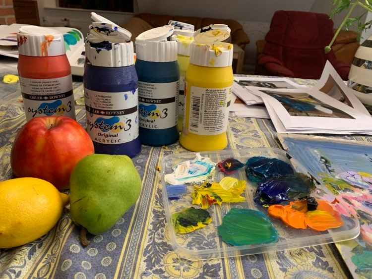 Boost dit maleri - farver, lys og komposition