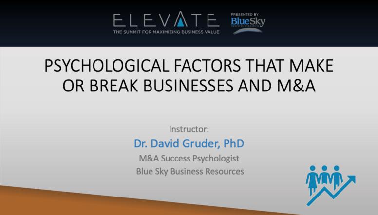 Psychological Factors that Make or Break a Business
