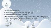 Fancy-Feet-2016-Show-B-09-Frosty-the-Snowman