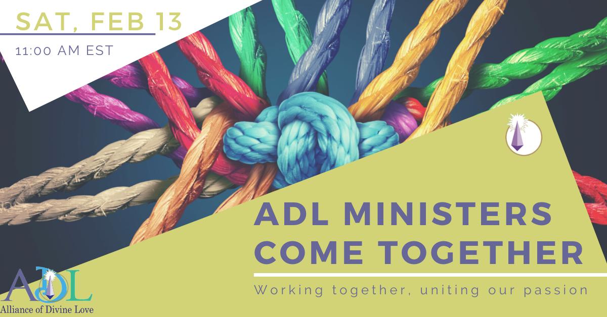 Event-ADLministersComeTogether