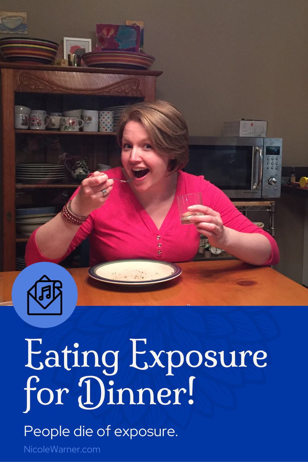 Eating Exposure for Dinner_Nicole Warner mezzo-soprano