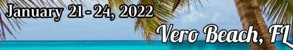 2022 Bootcamp | Vero Beach - Jan 21 -24, 2022