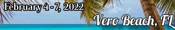 2022 Bootcamp | Vero Beach - Feb 4 - 7, 2022