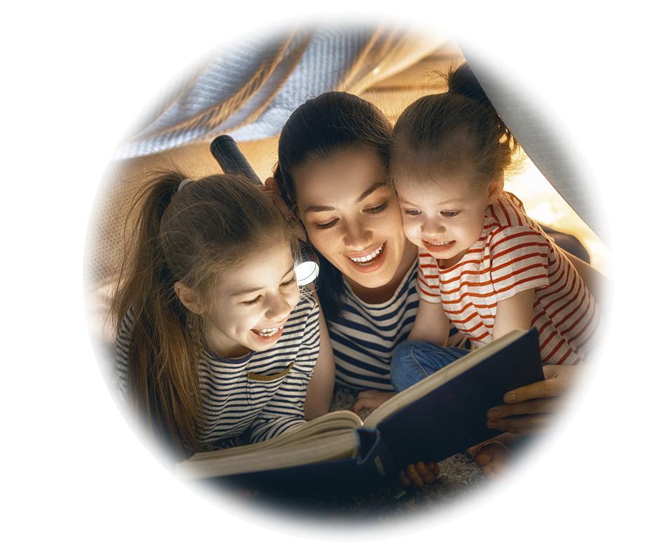 mor læser med børn copy1