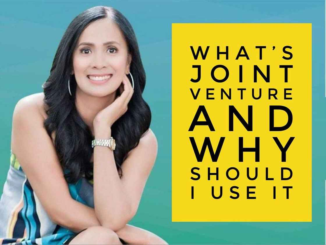 What Is Joint Venture-Marie Grace Berg