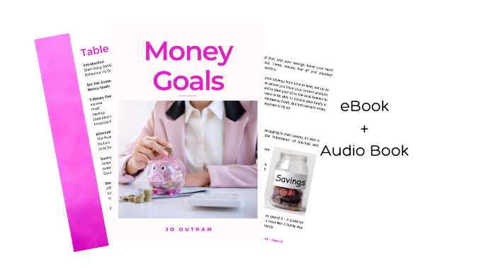 Money Goals Book Bundle