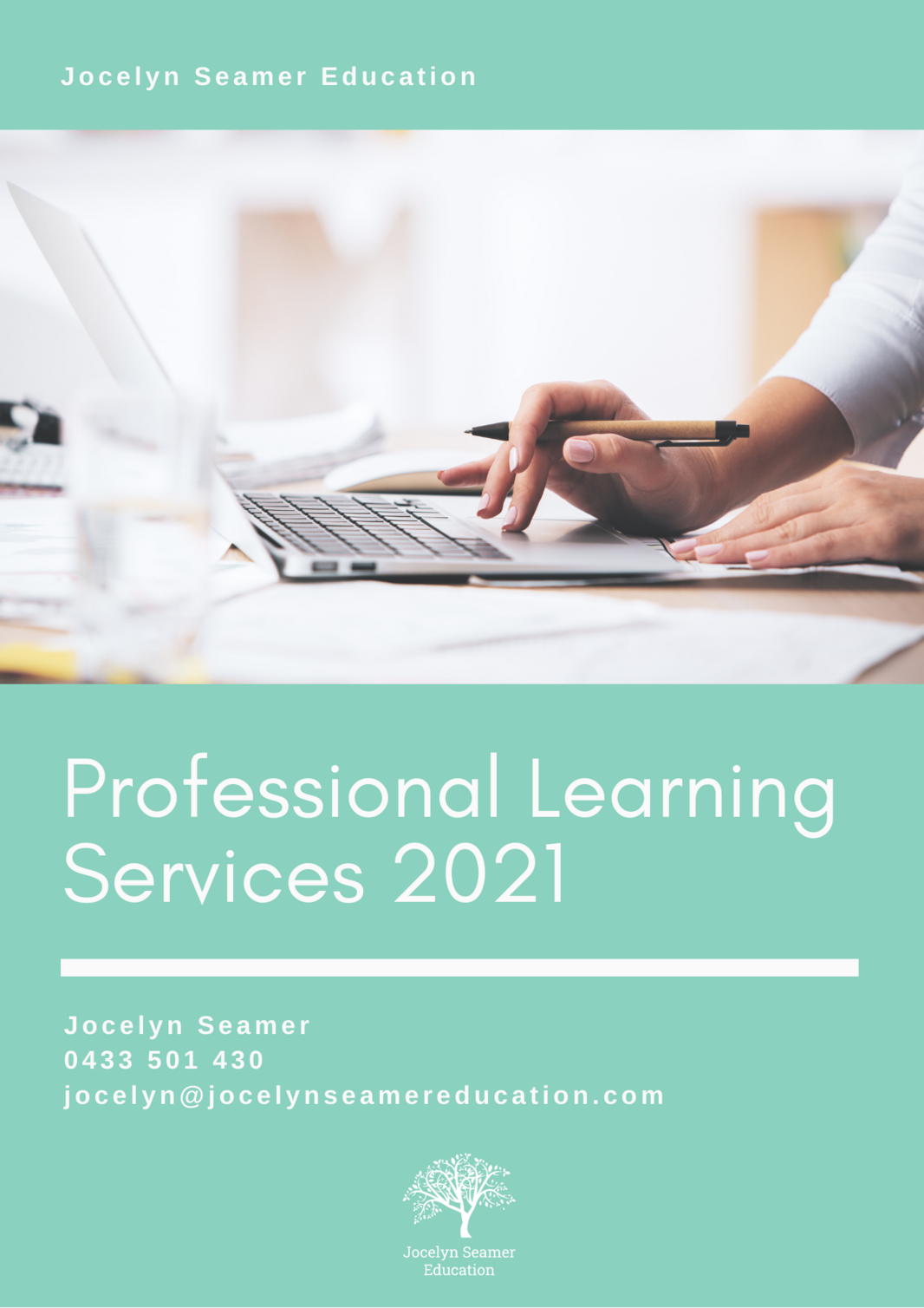 Professional Learning Services Cover