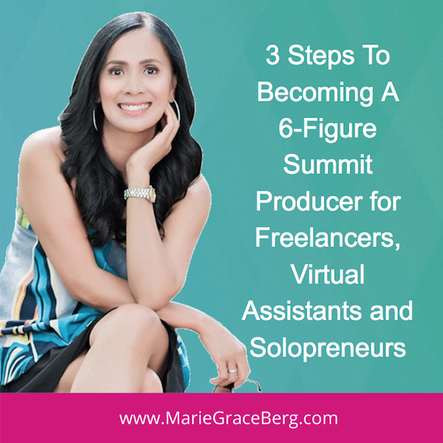 3 steps to becoming a summit producer