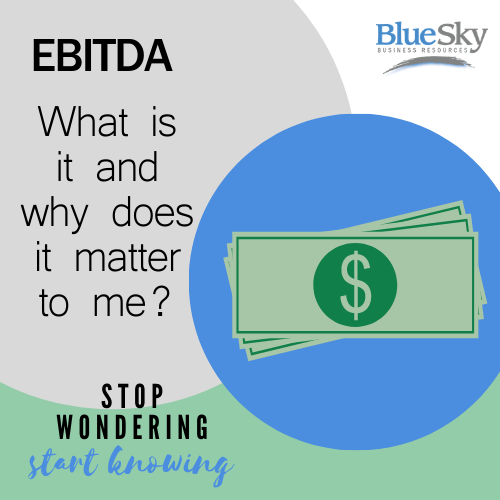 EBITDA Definition
