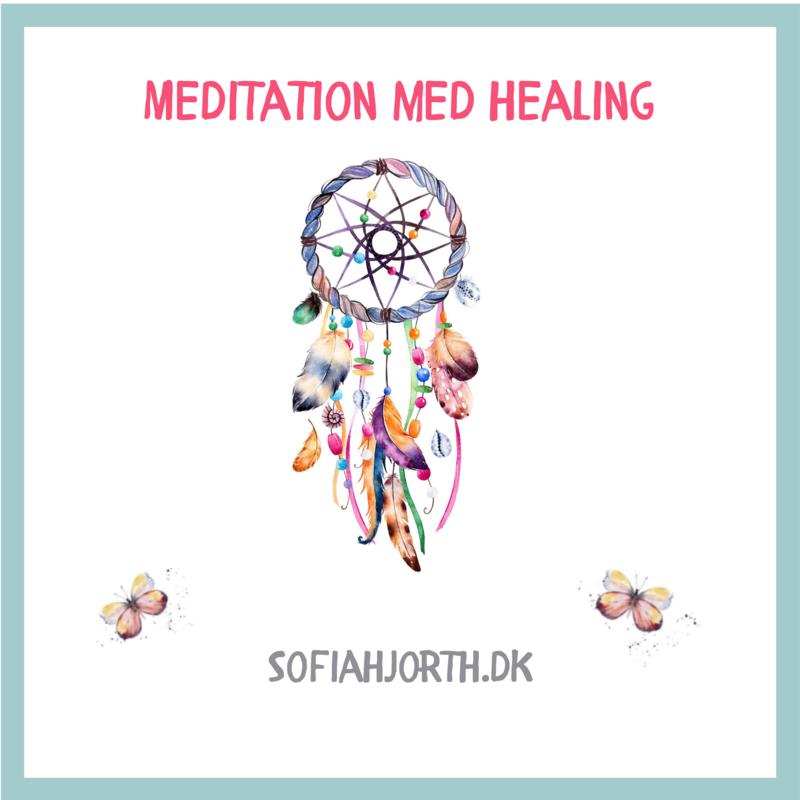 Meditation med healing