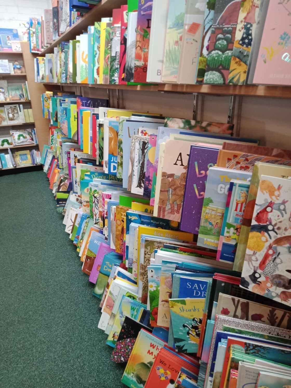 picture books shelf