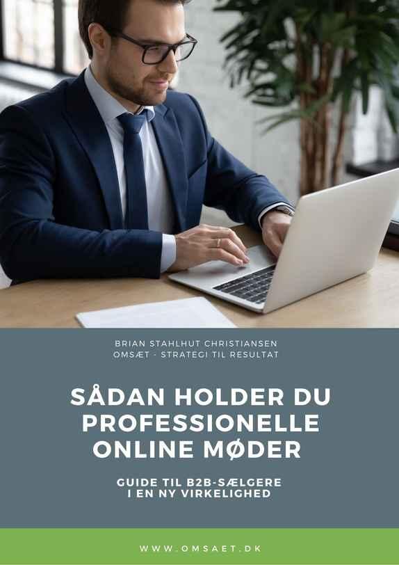 Professionelle online møder