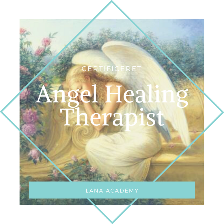 Angel Healing Therapist - for begyndere