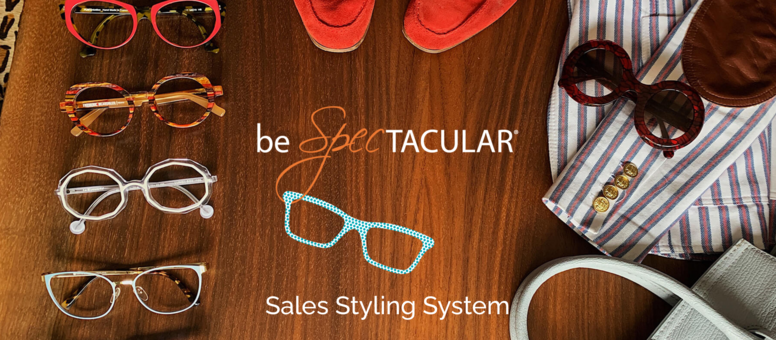 Be Spectacular® Sales Styling System