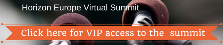 Horizon Europe Virtual Summit Premium Pass