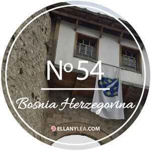 Ellany-Lea-Country-Count-54-Bosnia Herzegovina