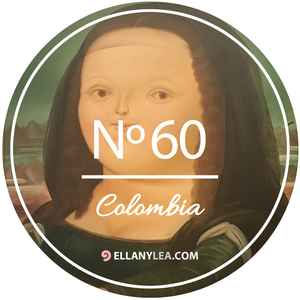 Ellany-Lea-Country-Count-60-Colombia