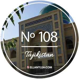 Ellany-Lea-Country-Count-108-Tajikistan