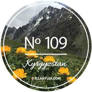 Ellany-Lea-Country-Count-109-Kyrgyzstan