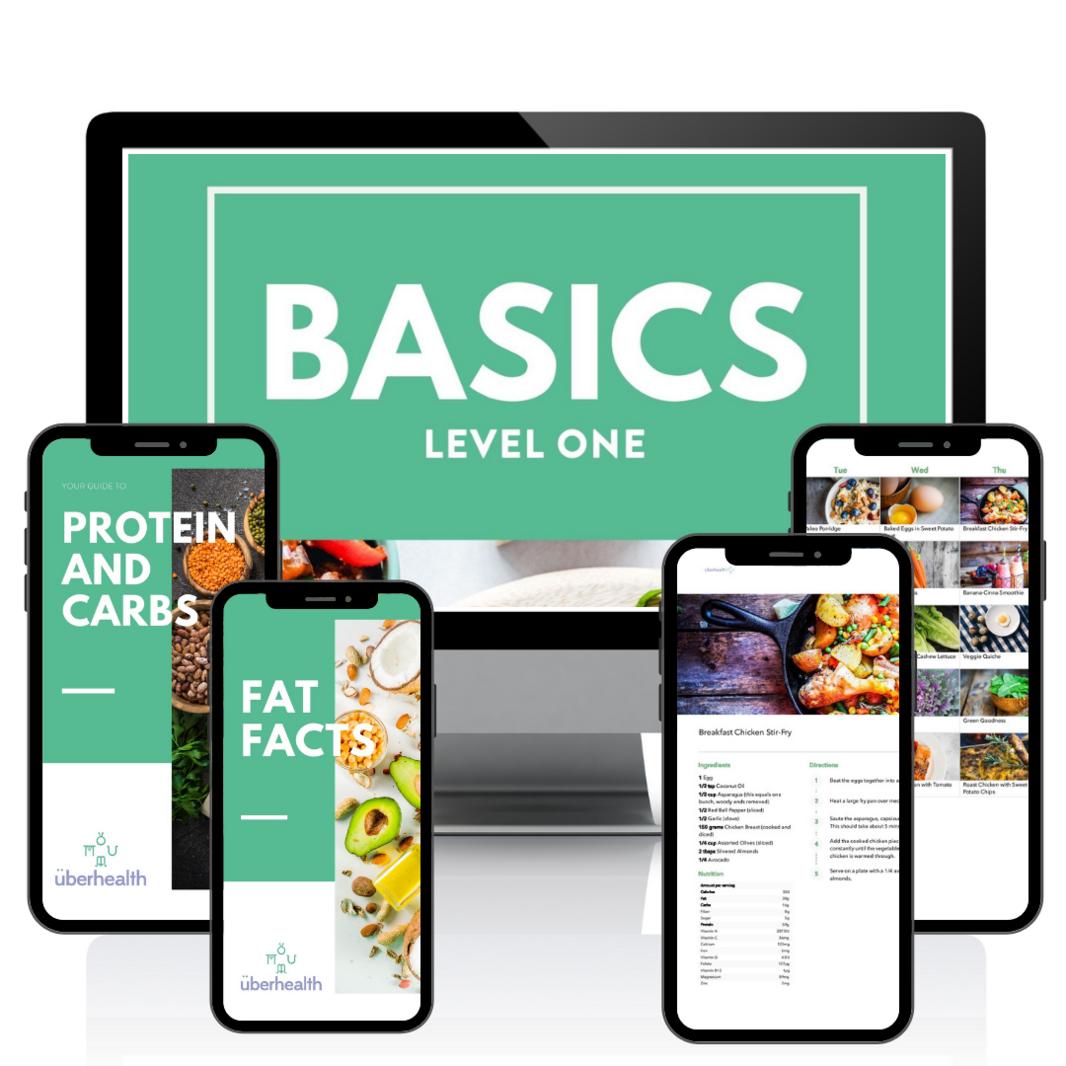Basics Nutrition Plan Uberhealth