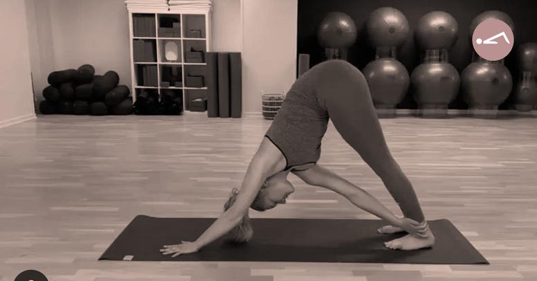 Flow'n Yin Yoga, tirsdag kl. 17.40