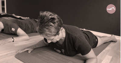 Pilates matwork, mandag kl. 09.00