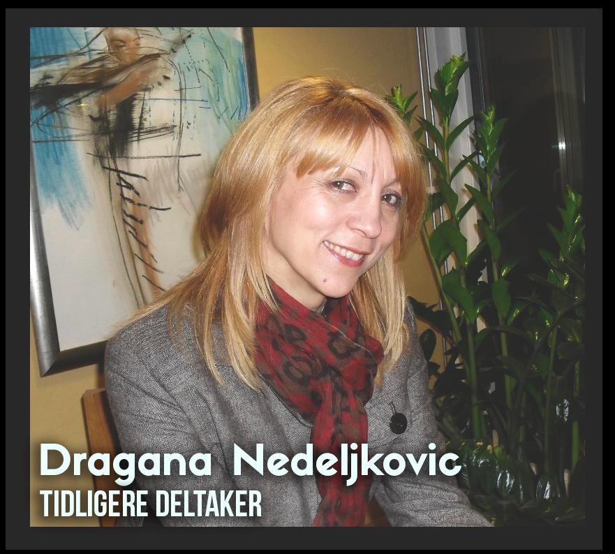 Dragana Nedeljkovic testimonial