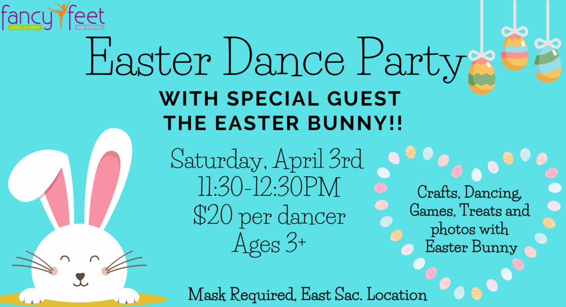 Easter Dance Party