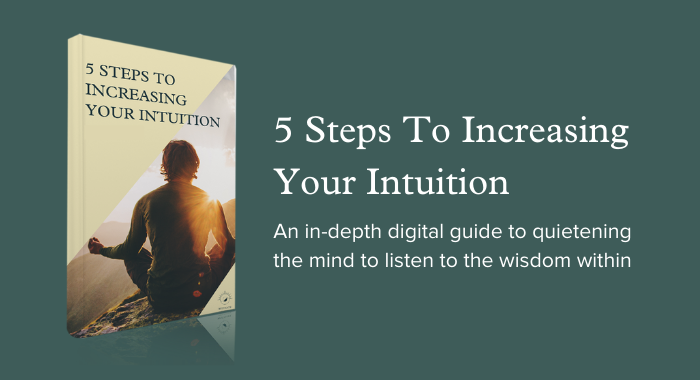 5 Steps in Mastering Your Intuition Ebook