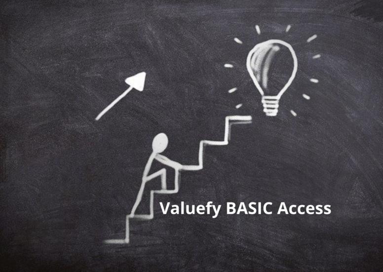 Valuefy Basic Service