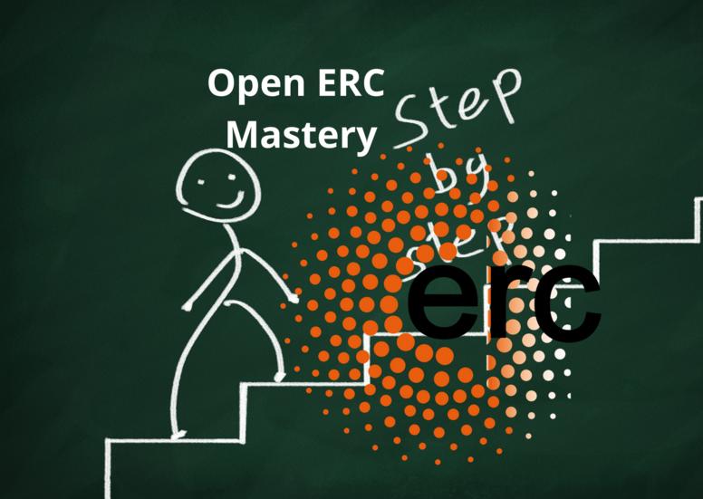 OpenERC step-by-step guide platform