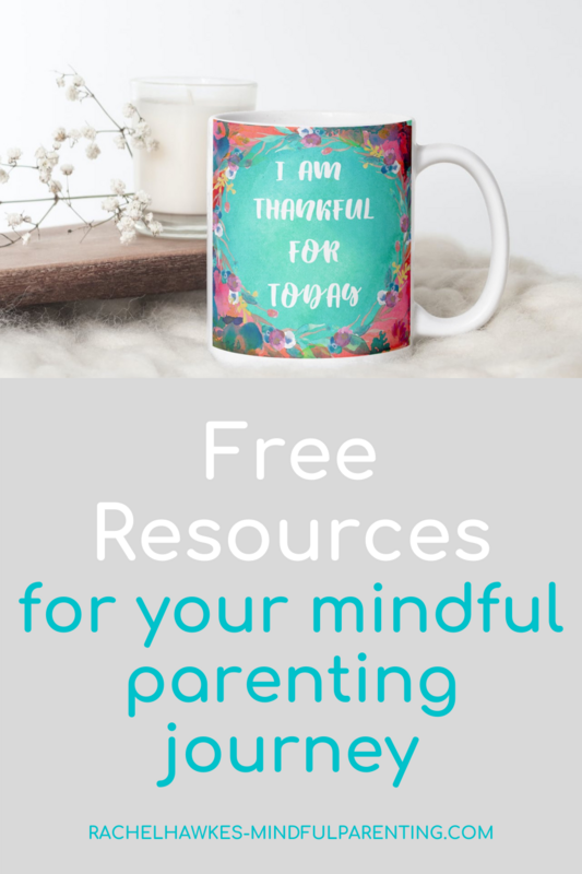 mindful parenting resources