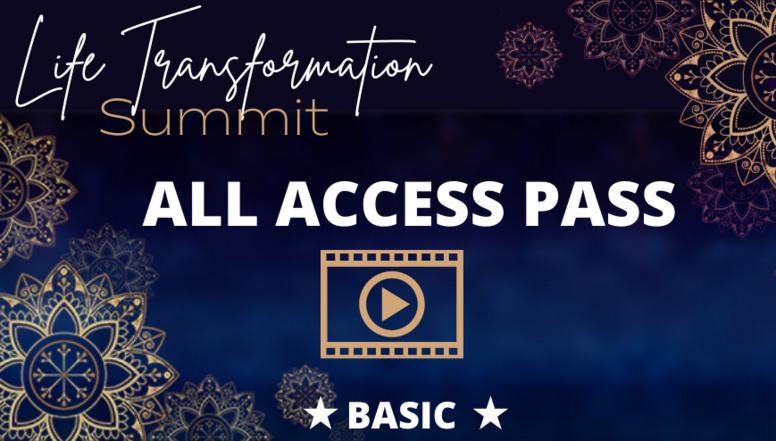 Life Transformation Summit - All Access Pass [Basic]
