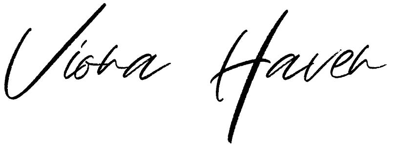 viona haven name