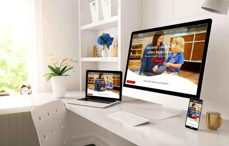Montessori Website