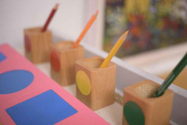 Montessori Content