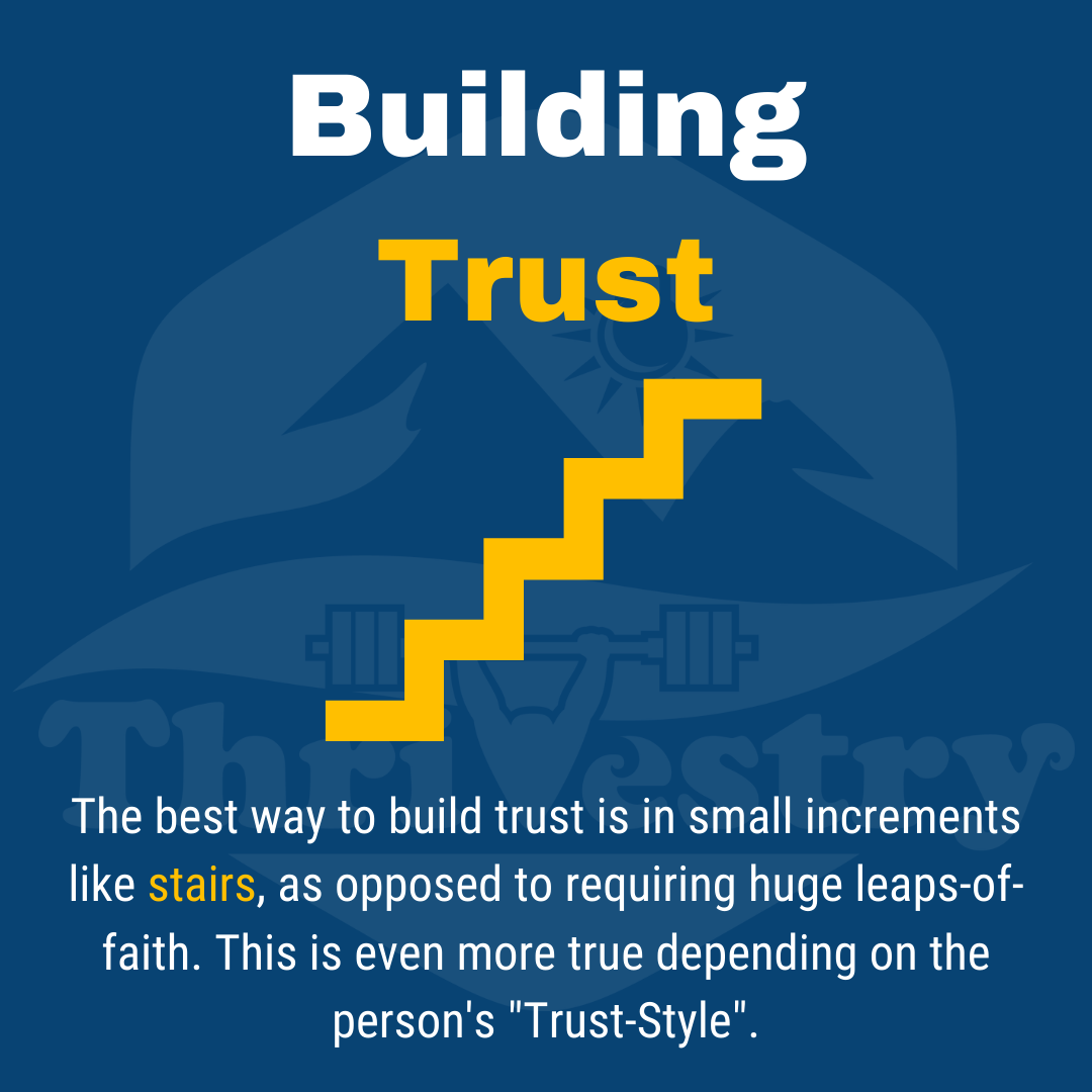 Building Trust Ladder