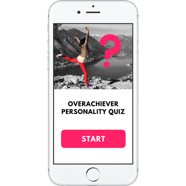 Product-Overachiever-Personality-Test