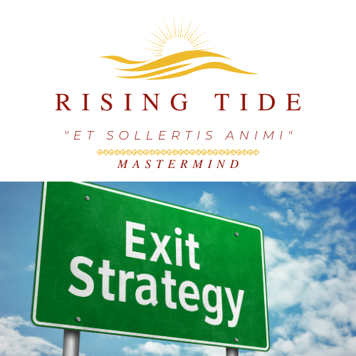 Building Your Business with an Exit-Minded Strategy
