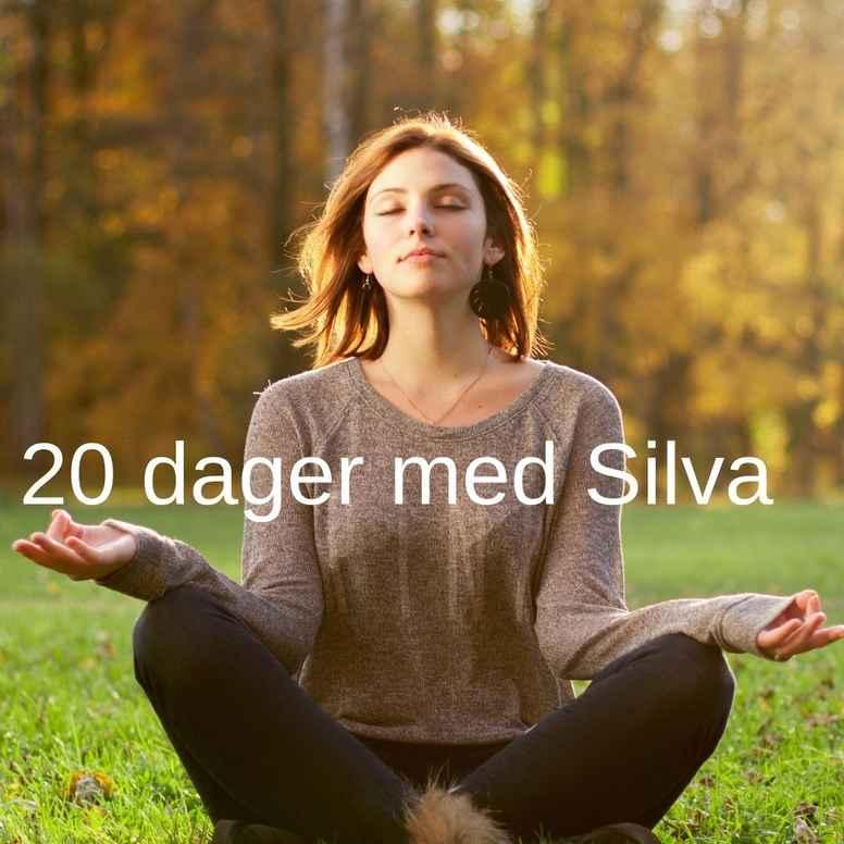 20 dager med Silva meditasjoner