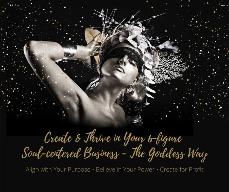The Goddess Way to 6 Figures Mastermind